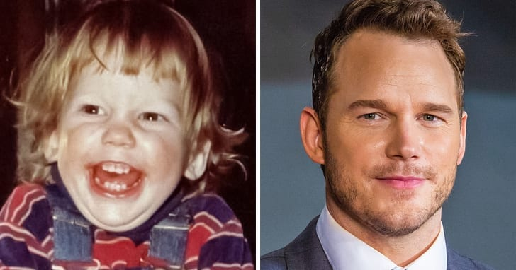 Famous People Are Sharing Old Pictures of Themselves