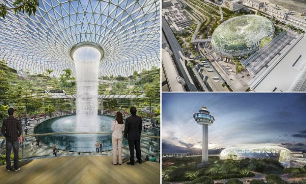 Top 10 Luxyrius Airports In The World